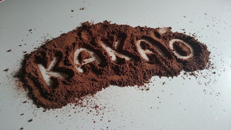 miedź w kakao