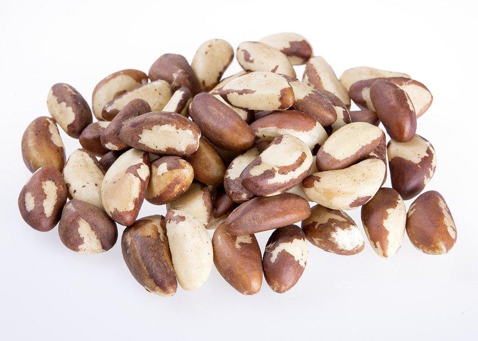 orzechy brazylijskie jako naturalne źródło selenu