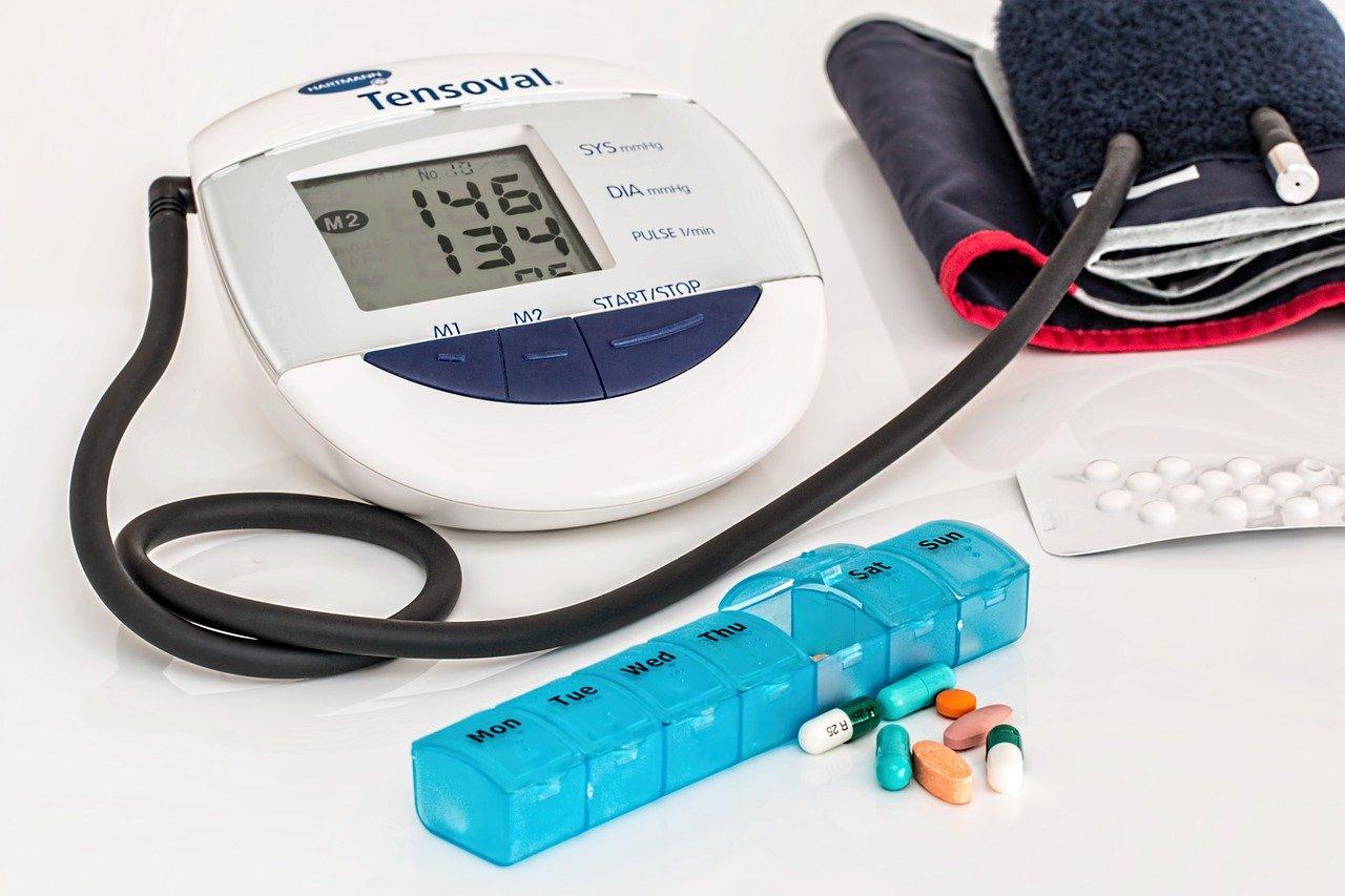 Ciśnienie tętnicze krwi